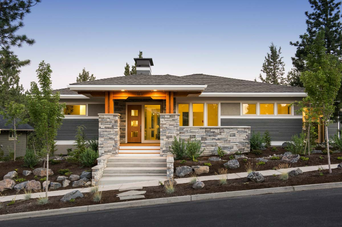 NW Drouilliard Home Net Zero 30 Custom